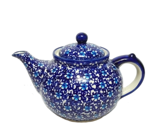 1.25L Afternoon Teapot, Floral Fantasy