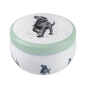Wrendale Boutique Candle Tin: Walkies