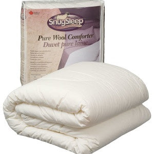Classic Wool Duvet - Regular Weight, Queen