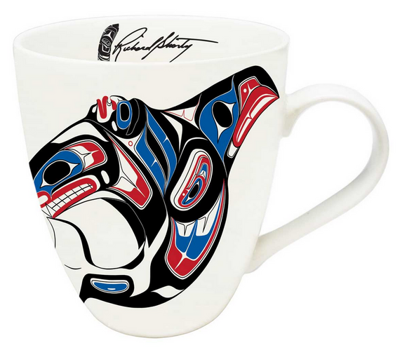 Indigenous Collection Mug, Killer Whale