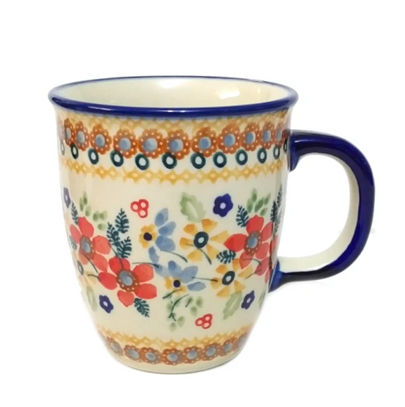 10oz Bistro Mug, Summer Garden (Signed)