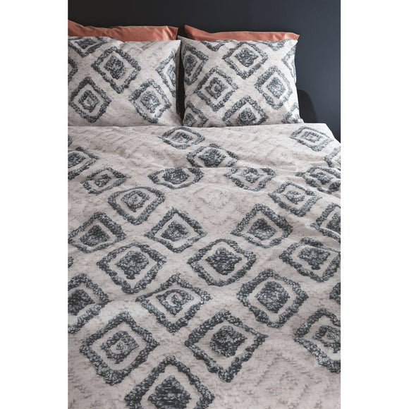 Brunelli Mosaique Duvet Cover, Double/Queen 88x90