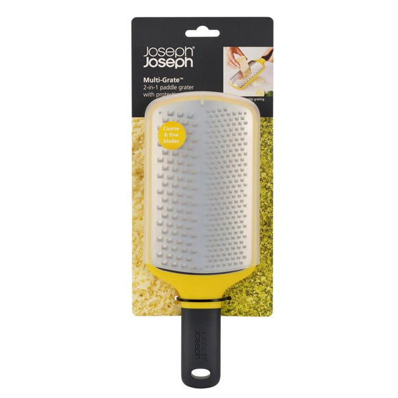 Multi-Grate 2-In-1 Paddle Grater by Joseph Joseph