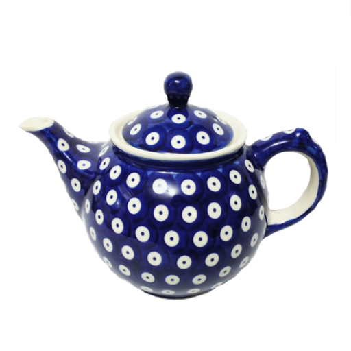 0.75L Morning Teapot, Polka Dot
