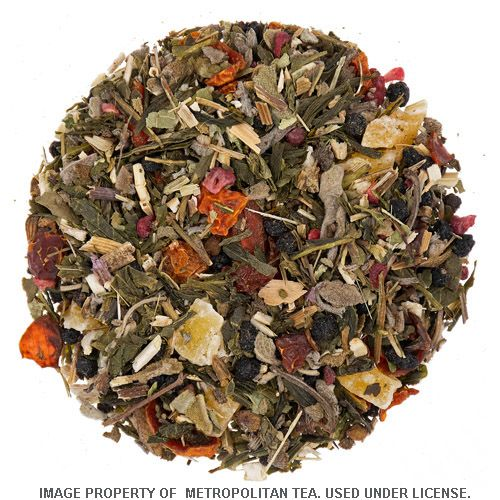 100g Cold + Flu Fighter Functional Wellness Herbal Blend Tea