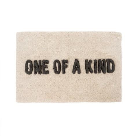 One Of A Kind Bath Mat, 20x30