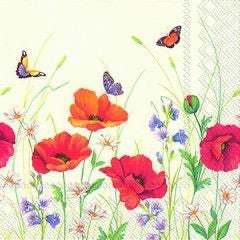 Lunch Napkin - Summer Meadow