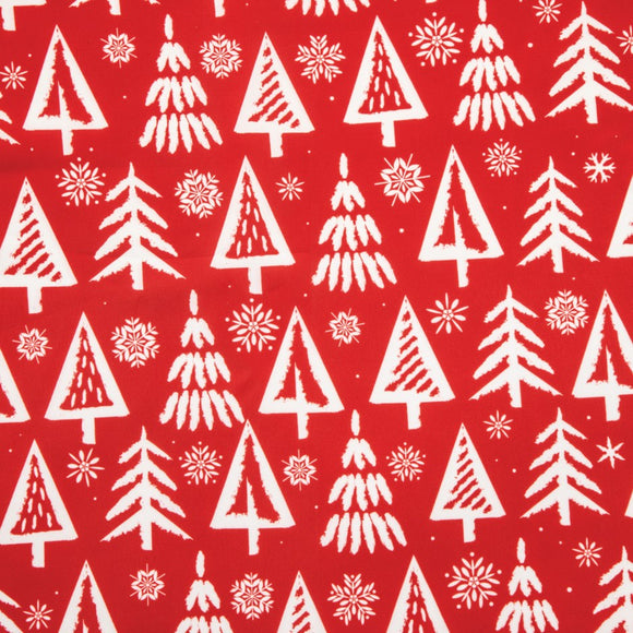 Brunelli Christmas Tree Tablecloth, 60x90