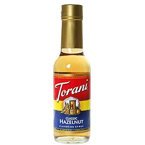 Torani, Hazelnut Syrup, Mini 150ml (OD)