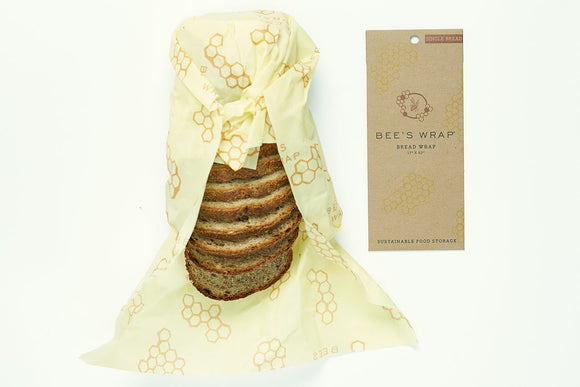 Bee's Wrap BEE HIVE Bread Wrap, 17x23