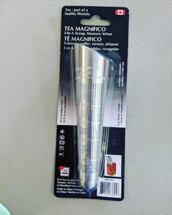 Tea Magnifico 3 in 1 Scoop