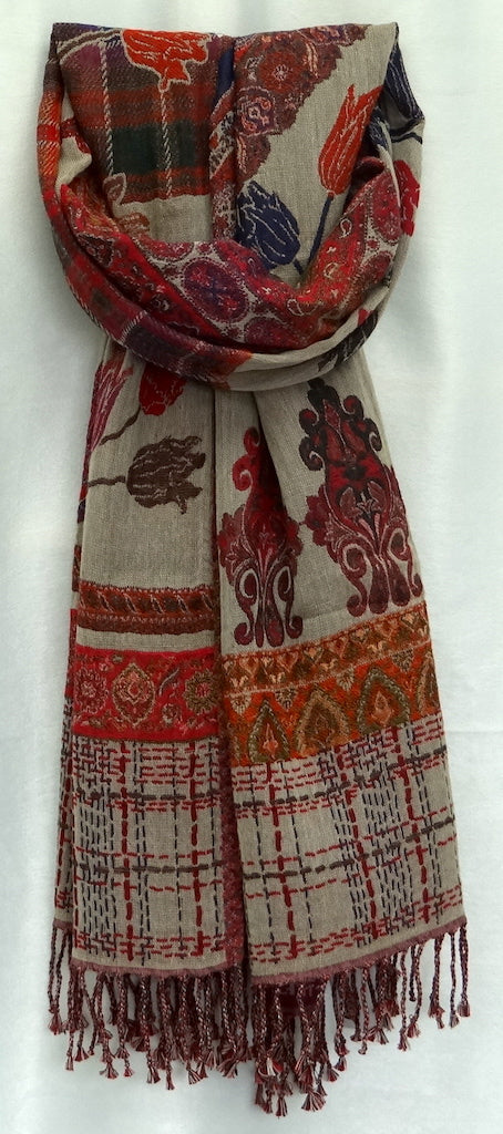 Cotton Scarf (P)