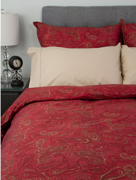 Izmir Duvet Cover, Queen - No Shams
