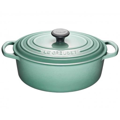 4.7 L Oval French Oven, Sage