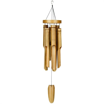 Woodstock Natural Ring Bamboo Chime