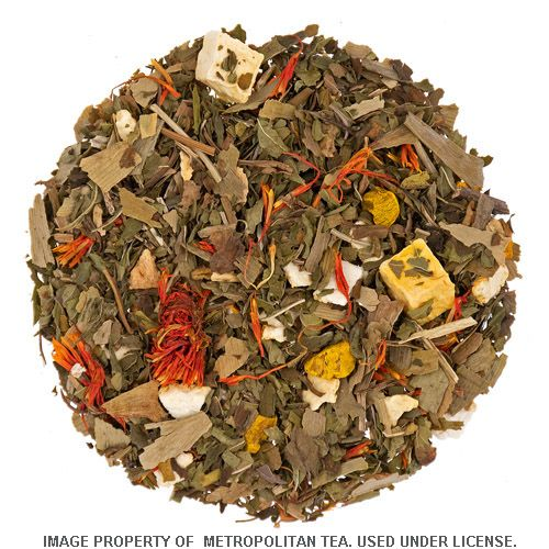 1 Kg Focus Pocus Memory Functional Wellness Herbal Blend Tea