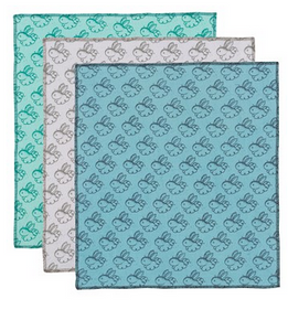 Dust Bunny Dusting Cloths, Set of 3