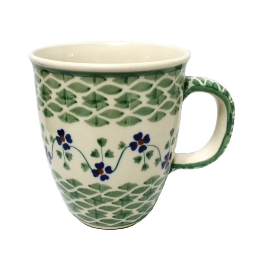 10oz Bistro Mug, Green Meadow