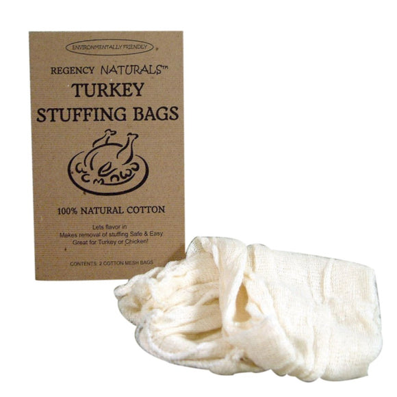 Regency Wraps Turkey Stuffing Bgs, Set/2