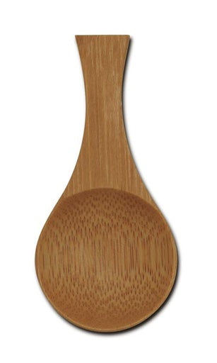 Burnished Bamboo Tea Scoop, 3.75