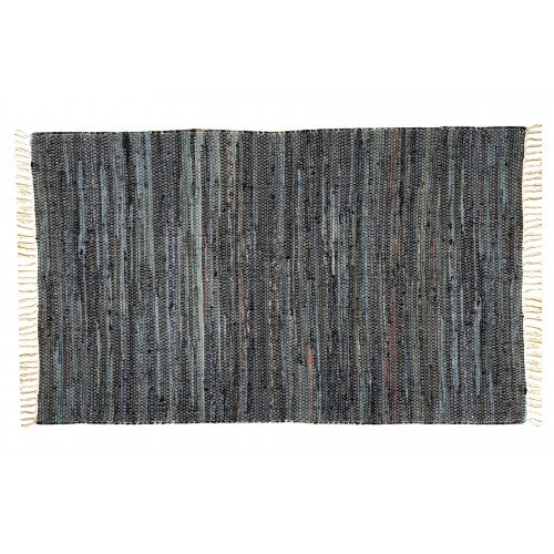 Chindi Rug, Ribbed 42x66