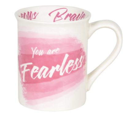 ONIM Mug - You Are Fearless 16oz