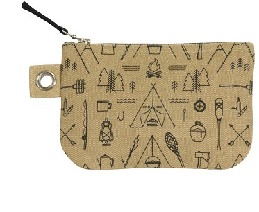 Small Zipper Pouch, Adventure Awaits