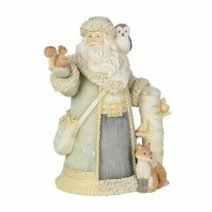 Heart Of Christmas - Santa's Woodland Friends Figurine, 8