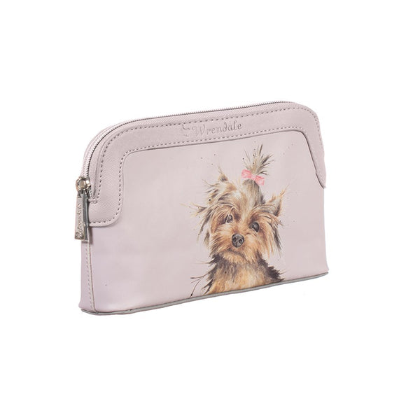 Wrendale Cosmetics Bag, Small - Woof!