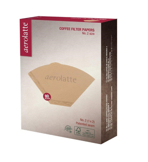 Coffee Filter Paper #2 Unbleached