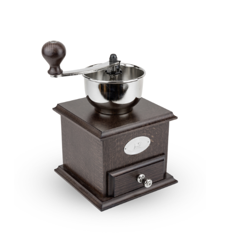 Brésil Coffee Mill, Walnut Stained Beechwood 8