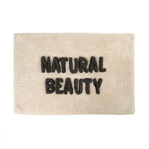 Natural Beauty Bath Mat, 20x30