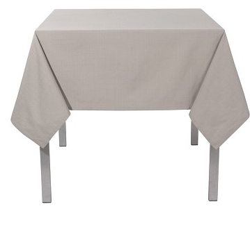 Now Designs Renew Tablecloth, Cobblestone 60x120