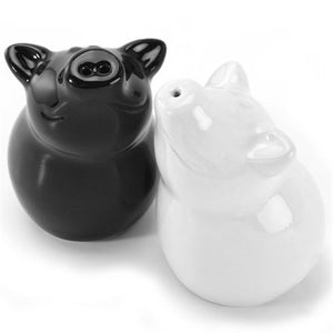Piggy Salt & Pepper Shakers