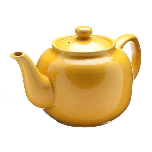 Teapot, Windsor, 6 Cup, Yellow