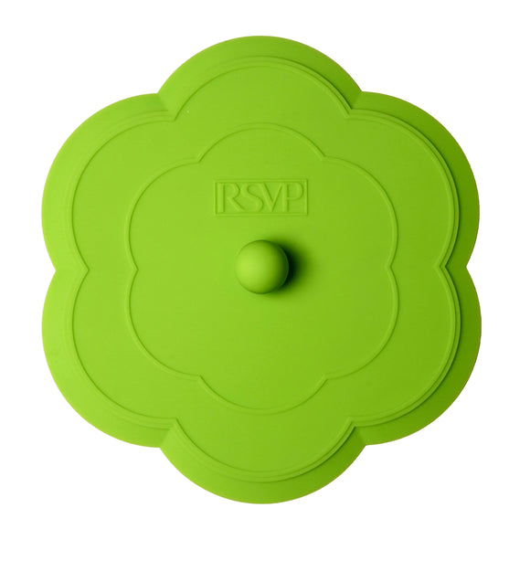 Green Silicone Sink Stopper