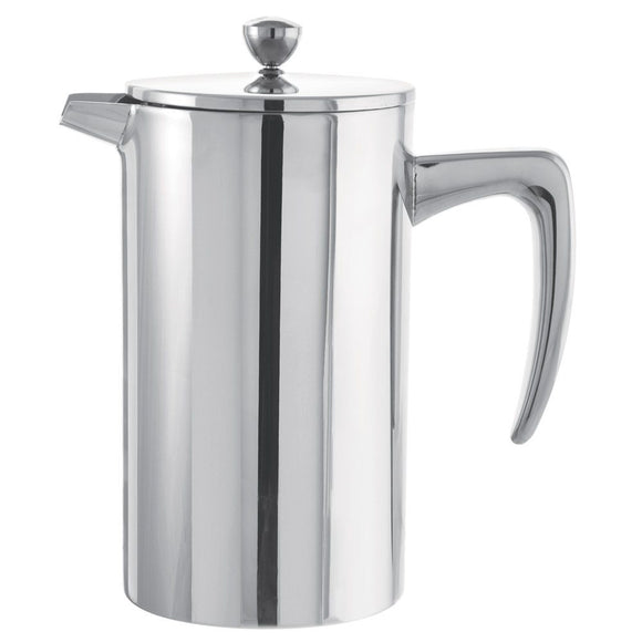 Dublin Stainless Steel Double/Walled French Press, 1L/34oz