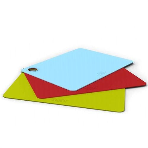 Pop Chopping Boards, Flexible, Set/3, Asst Colours