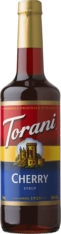 Torani, Cherry Flavoured Syrup, 750ml