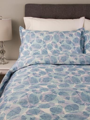 Bali Duvet Cover Set w/2 Shams, Double