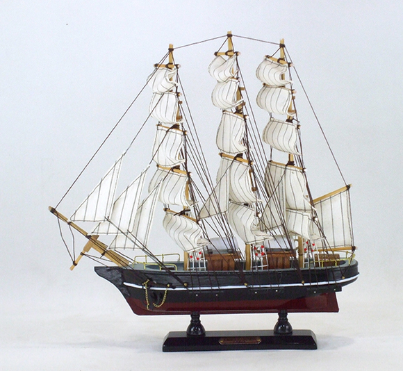 Cutty Sark Wooden Model Ship, 13