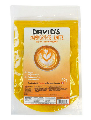 David's SuperOrange Latte Blend, 90g