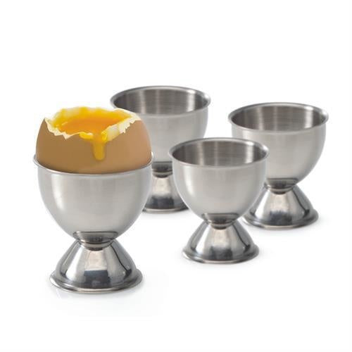 Danesco Stainless Steel Egg Cups, Set of 4