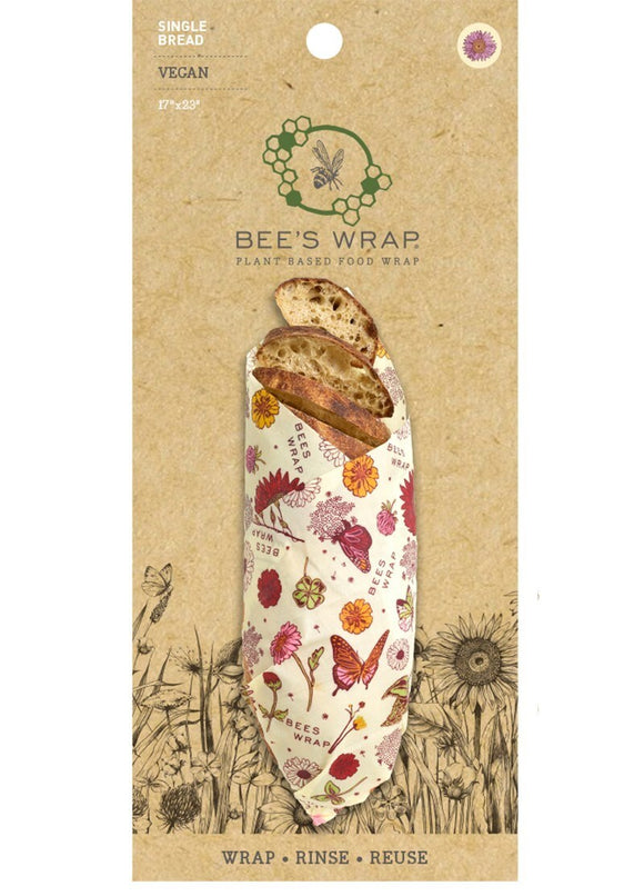 Meadow Magic Vegan Bread Wrap, 17x23