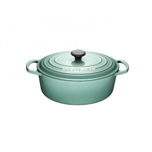 6.3 L Oval French Oven, Sage
