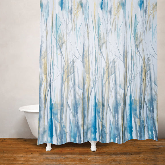 WIndswept Shower Curtain, 71x71