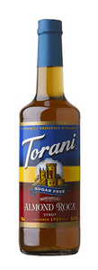 Torani, Sugar Free Almond Roca Syrup, 750ml