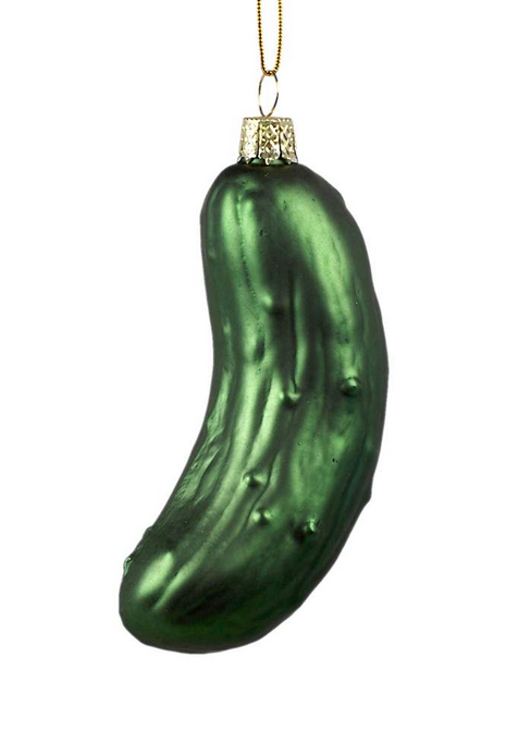 Pickle Ornament, 3.5
