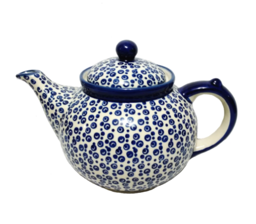1.25L Afternoon Teapot, Bubbles