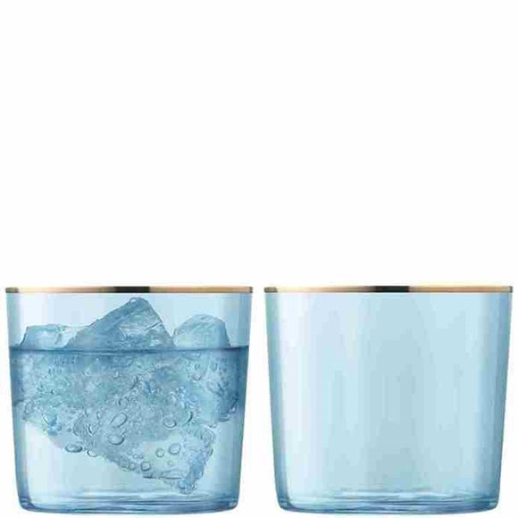 LSA Sorbet Tumblers, Spearmint Set of 2 10.5oz